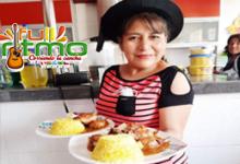 MARTINA DE LOS ANDES ofrece pachamanca y RICO cuy