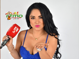 KATY JARA REGRESA POR PARTIDA DOBLE A LA TV