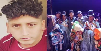 En Bolivia ya se trabaja normal, no como en el Perú. dice Rey de corazones