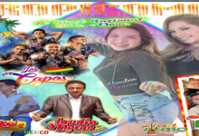 con la cumbia peruana, Tropicomic tv a nivel nacional