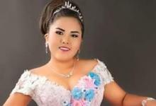 Leydi Rojas la chinita encantadora, huayno con arpa, desde Puno