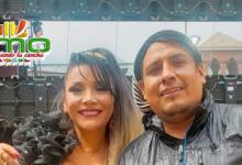 Luz Merced y Chinito del Ande felices por show virtual