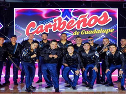 CARIBEÑOS DE GIRA POR ANIVERSARI0