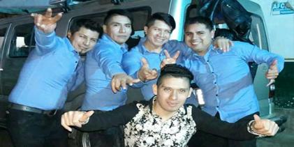 rico zapateo con los PARRANDEROS, BANDIDO ANDY